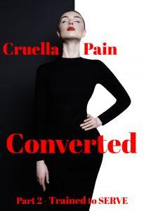 Cruella Pain - UK Dominatrix/author